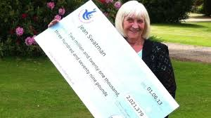 Hit National Lottery Jackpot