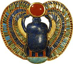 Lucky Egyptian Scarab!