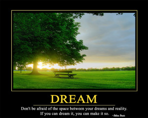 realize the dream