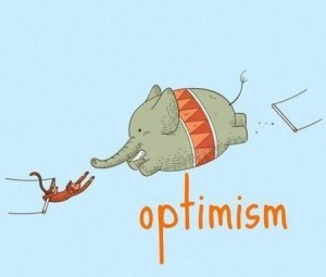 Smile, Optimism and Hope!