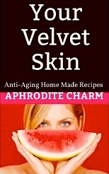 Your velvet skin book cover