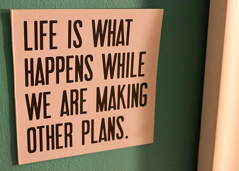 Planning your life LuckyRichLife
